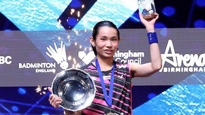 Hasil Final BWF World Tour Finals 2020 - Tai Tzu Ying Pemenang BWF World Tour Finals 2020