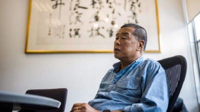 Taipan Media Hong Kong Dihukum 12 Bulan Penjara, Ikut Demonstrasi 2019
