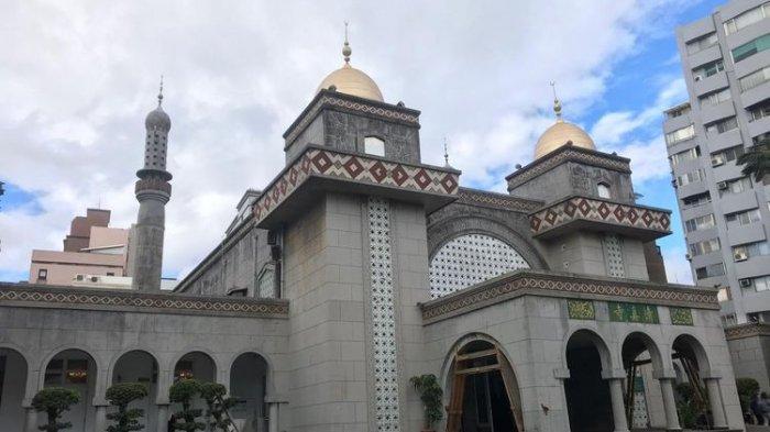 Indahnya Masjid Agung Taipei, Masjid Tertua dan Terbesar di Taiwan