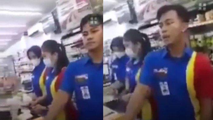 Tak Terima Anaknya Top Up Game Online Rp 800 Ribu, Orang Tua Ini Marah-Marah ke Kasir Minimarket