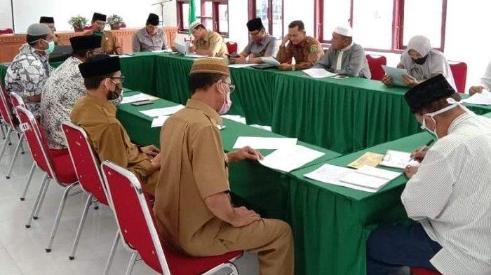 Aceh Barat Tetapkan Takaran Zakat Fitrah, Ini Jumlah Bersarannya