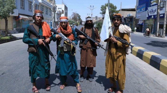 Kondisi Afghanistan Kian Kacau, ISIS Ganggu Proses Evakuasi, Diduga Ingin Rebut Kekuasaan Taliban