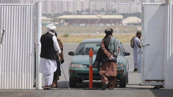 Taliban Jadi Target Ledakan, Sejumlah Roket Hantam Kawasan Dekat Kabul