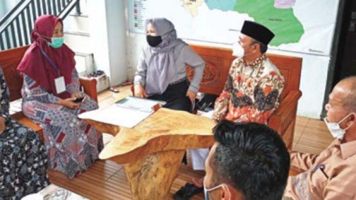 Bupati Aceh Besar Awali Pendataan Keluarga 2021