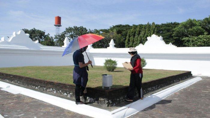 BPCB Kaji Situs Cagar Budaya Kompleks Taman Sari Gunongan
