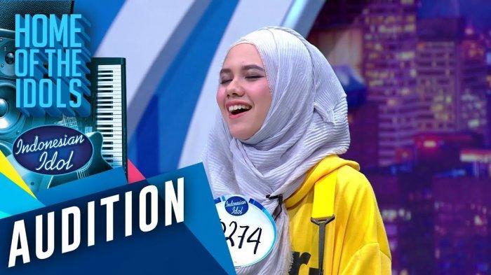 Kontestan Indonesian Idol Tamara Aisyah Nyanyi Lagu Krisdayanti, Reaksi Anang Hermansyah Tak Terduga