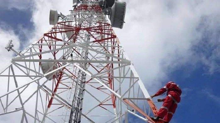 Diskominfo Tambah Daya Jaringan Telekomunikasiuntuk Dua Kecamatan di Gayo Lues