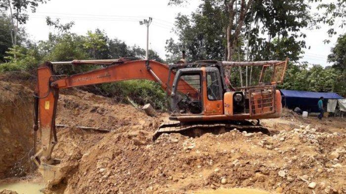 Longsor Tambang Emas di Sumatera Barat, 7 Warga Meninggal