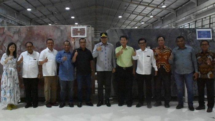 Perusahaan Produsen Marmer Siap Bangun Pabrik di Aceh