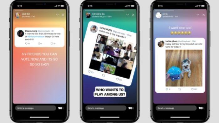 Twitter Luncurkan Fitur Fleets Mirip Instagram Story, Unggahannya Hilang dalam 24 Jam
