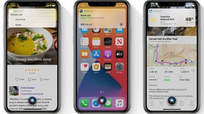 iOS 14 Resmi RIlis, Ini Fitur Terbaru dan Daftar iPhone dan iPod yang Bisa Update