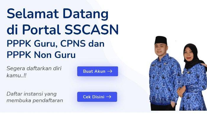 NIK atau No KK Tidak Ditemukan saat Mendaftar CPNS 2021 dan PPPK di SSCASN? Begini Solusinya