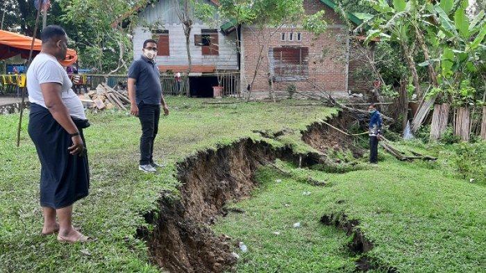 Tim Prodi Teknik Geologi USK Banda Aceh Rekomendasikan Warga Segera Mengungsi