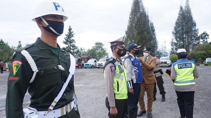 Wabup Dailami Pimpin Apel Gelar Pasukan Operasi Ketupat Seulawah