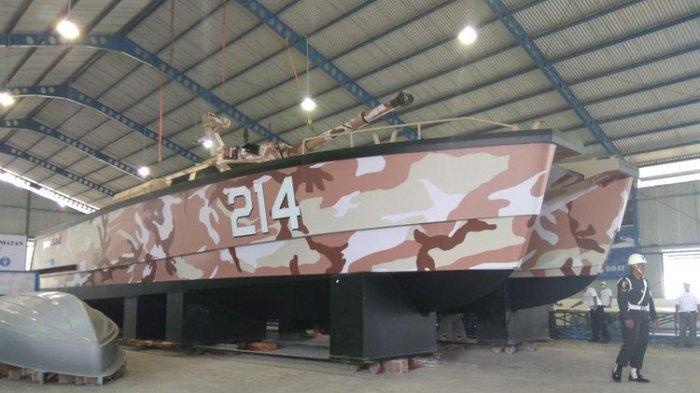 Ini Tank Boat Pertama di Dunia yang Dibuat di Jawa Timur, Bagaimana Kemampuannya?