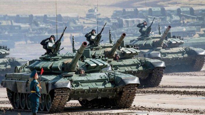 Tank T-72B3 versi Baru Makin Ngeri, Rusia Siap Terjunkan ke Medan Tempur