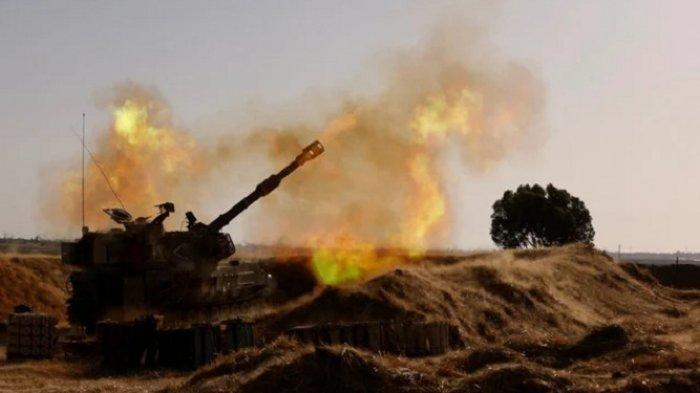 Israel Persiapkan Serangan Darat ke Jalur Gaza, 9.000 Pasukan Cadangan Dipanggil