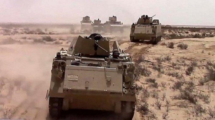 Pasukan Mesir Tembak Mati Tiga Militan, Pelaku Pembunuhan Seorang Pria Kristen