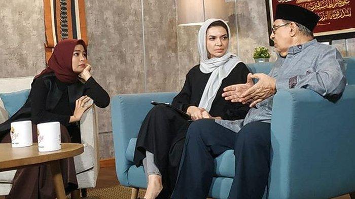 Tantri Kotak Tanya ke Quraish Shihab Hukum Nyanyi Rock Usai Berhijab, Ini JawabanAyah Najwa Shihab