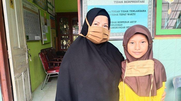 Berniat Berangkat ke Tanah Suci, Gadis Cilik Ini Setor Seluruh Hadiah Juara Pantun ke Tabungan Haji