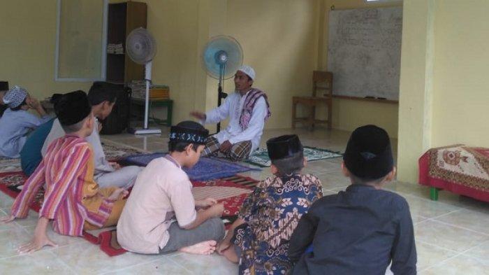 Dai Perbatasan di Agara Karantina Murid 12 Hari di Yayasan Fathurrahman Zakiy, Target Hafal 2 Juz