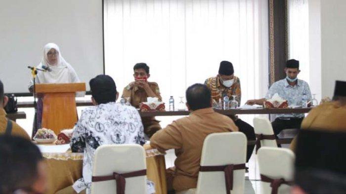 Komisi IV Jaring Masukan Bahas Raqan Pendidikan Diniah