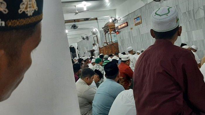 Listrik Mati Tiga Kali Saat Wabup Ceramah di Masjid Al-Falah Sigli, Fadhlullah Celutuk Begini