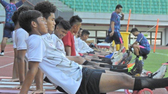 Terapkan Protokol Kesehatan Ketat, Kunci Timnas U-16 Indonesia Gelar TC di Tengah Pandemi Covid-19