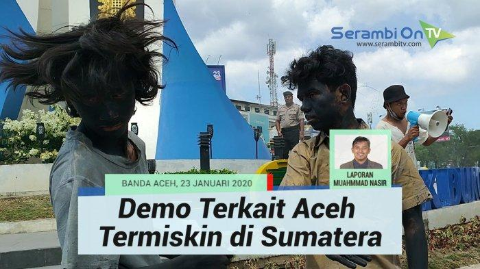 BREAKING NEWS - Massa Demo di Subulussalam
