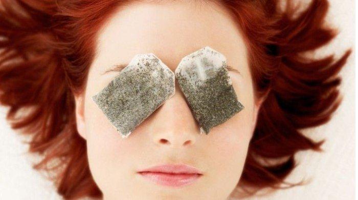 Begini Cara Menggunakan Kantong Teh Celup untuk Meredakan Mata Bengkak dan Kantung Mata