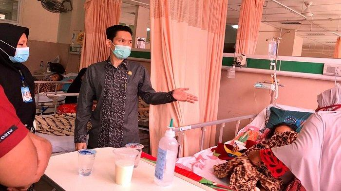Tertelan Uang Logam, Bocah Cot Lagan Aceh Barat Dirujuk ke RSUZA