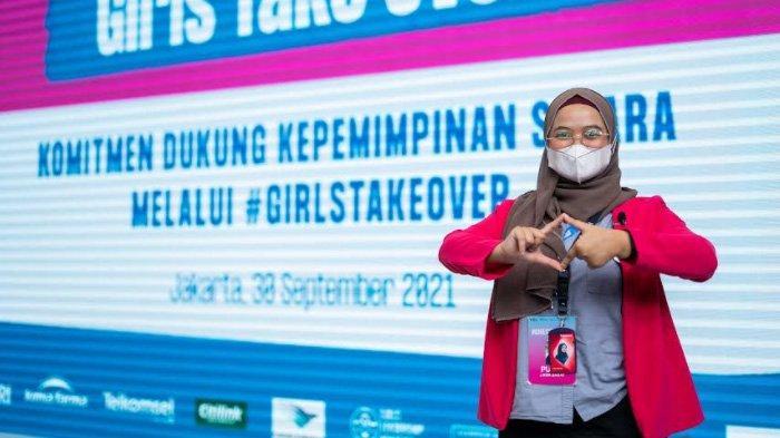Telkomsel Ikut dalam #GirlsTakeOver2021, Akselerasikan Pemberdayaan Perempuan di Industri Teknologi