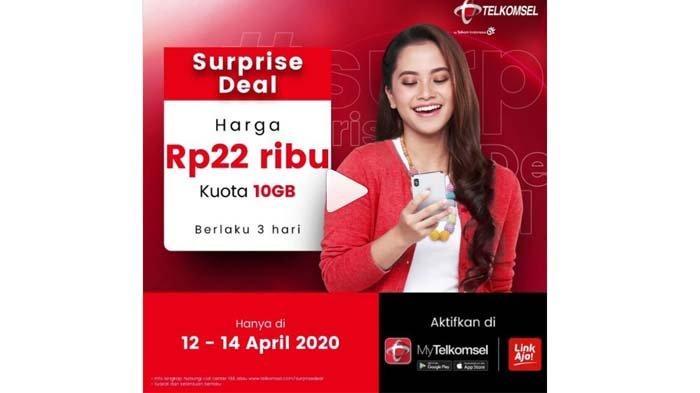 Ini Cara Beli Paket Data 10 Gb Seharga Rp 22 000 Serambi Indonesia