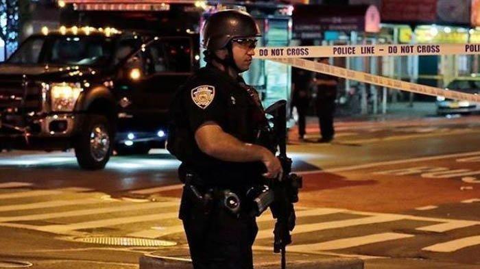 Tembakan Polisi Tembus Tengkorak dan Otak Pria Kulit Hitam, Ditembak Lima Kali