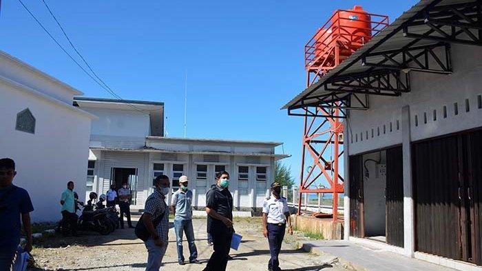 Tanggapi Temuan Pansus DPRA di Pelabuhan Lhok Bubon, PPK: Kerusakan Akan Diperbaiki oleh Rekanan