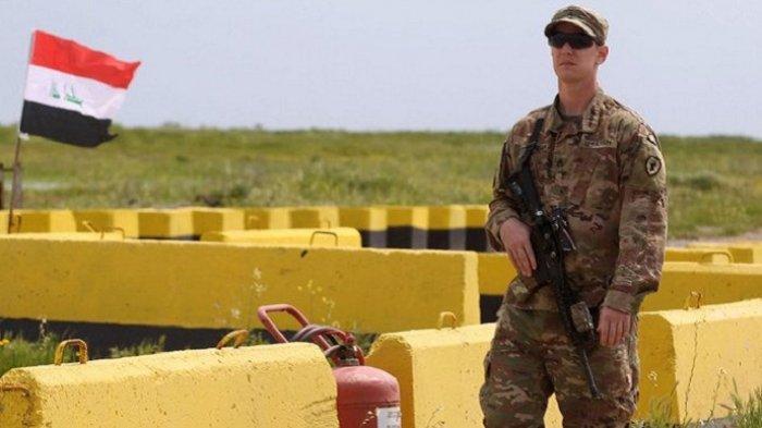 AS Setuju Siapkan Sisa Tentaranya Sebagai Pelatih dan Penasihat Pasukan Irak