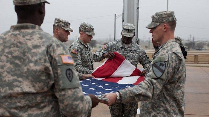 AS dan NATO Tarik Pasukan dari Afghan, Ternyata Untuk Dikerahkan Ke Negara Ini, Bisa Picu Ketegangan