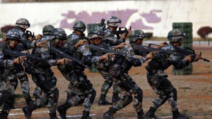 Inggris dan AS Kirim Pasukan ke Asia, China dan Rusia Kedapatan Latihan Perang Bersama