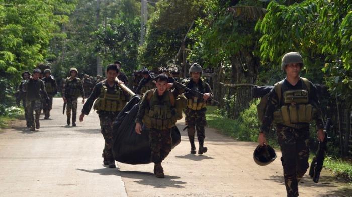 Tentara Filipina Selamatkan Sandera asal Indonesia, Sudah Setahun Ditahan Kelompok Abu Sayyaf