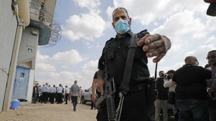 Kelompok HAM Kecam Tindakan Polisi ke Tahanan Palestina