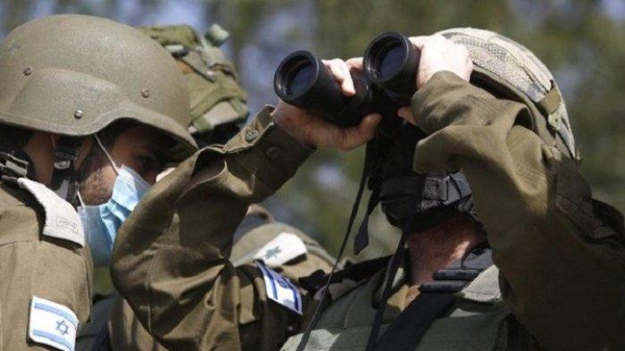 Tentara Israel Hancurkan Drone Milik Hizbullah dari Lebanon