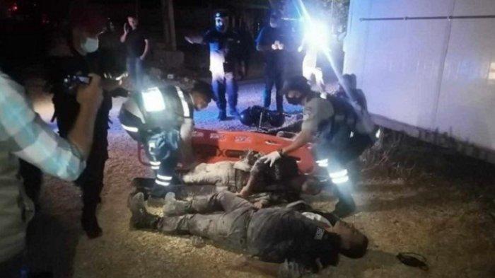 Gara-gara Pendukung Anggota Parlemen Dilarang Masuk, Tentara Jordania Ditembak