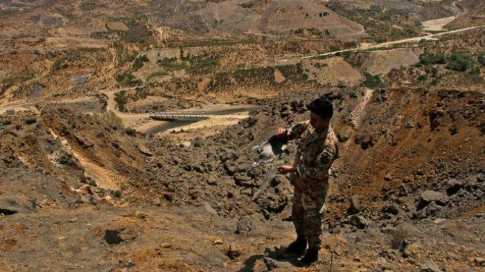 Jet Tempur Israel Bombardir Lebanon Sepanjang Malam Hari, Balas Serangan Roket Hizbullah