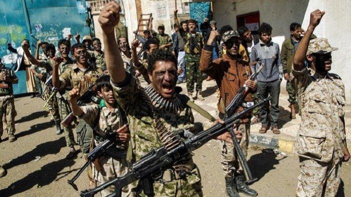 AS Kutuk Milisi Houthi, Abaikan Seruan Gencatan Senjata, Terus Gempur Provinsi Kaya Migas Marib