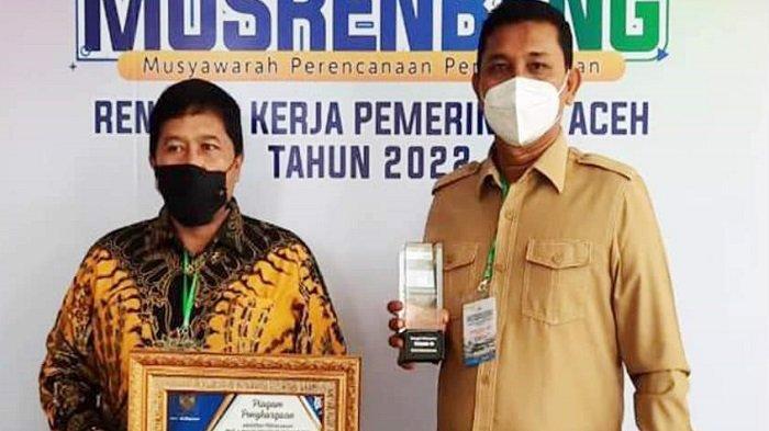 Gayo Lues Berhasil Raih Perencanaan Terbaik di Aceh