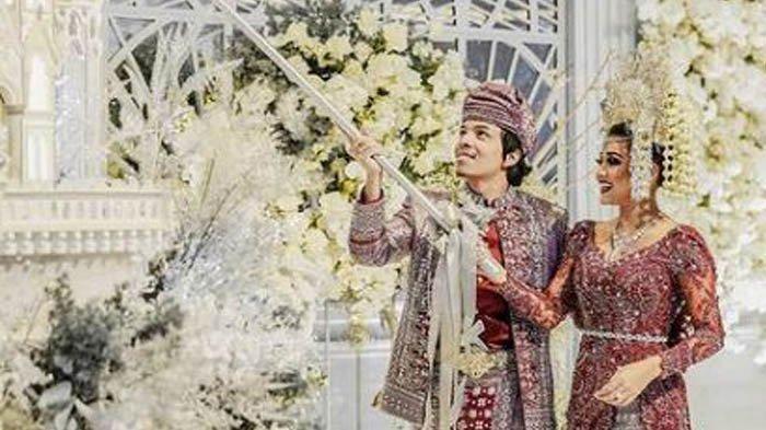 Terbesar di Indonesia, Kue Pernikahan Atta-Aurel Dibuat 11 Hari Oleh 30 Orang, Simak Fakta Lainnya