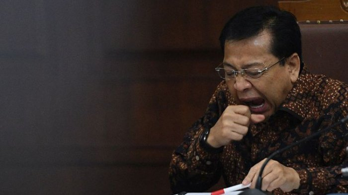 Sama-sama Huni Sel KPK, Setya Novanto Bersahabat dengan Auditor Utama BPK, Rochmadi Saptogiri