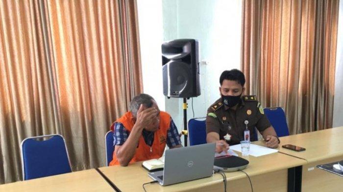 Terdakwa Kasus Korupsi Proyek Septic Tank di Aceh Singkil Dituntut 8 Tahun Penjara