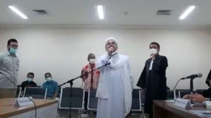 Habib Rizieq Raih Gelar Phd dari Universiti Sains Islam Malaysia di Tengah Jalani Masa Tahanan