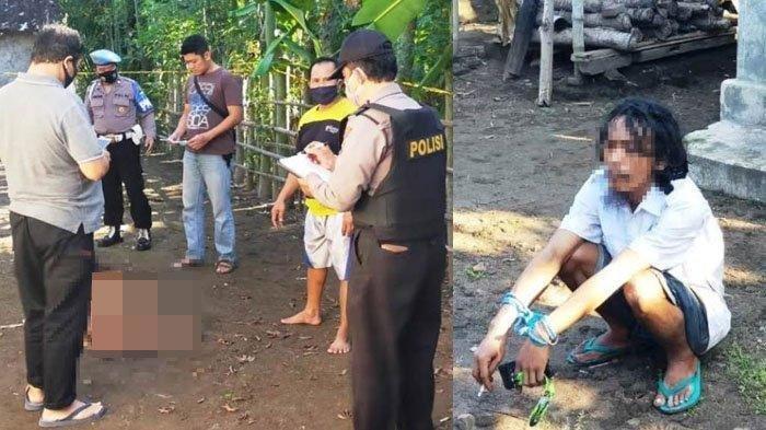 Ayah Tewas Ditangan Anak Kandung, Pelaku Sempat Pangku Jasad Korban Sambil Menangis Tersedu